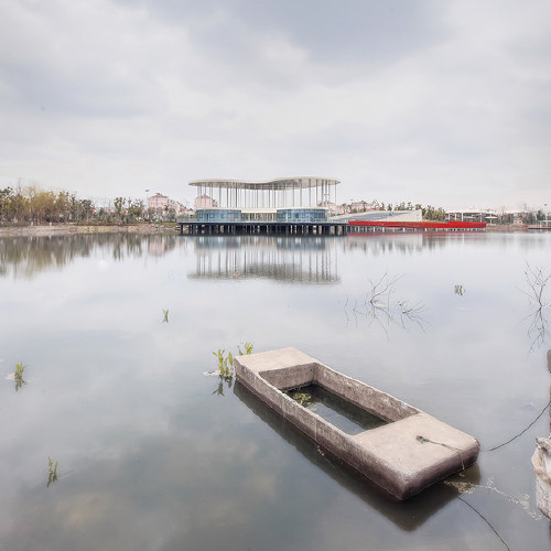 淀山湖舞台